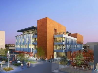 Image result for uc irvine drama building